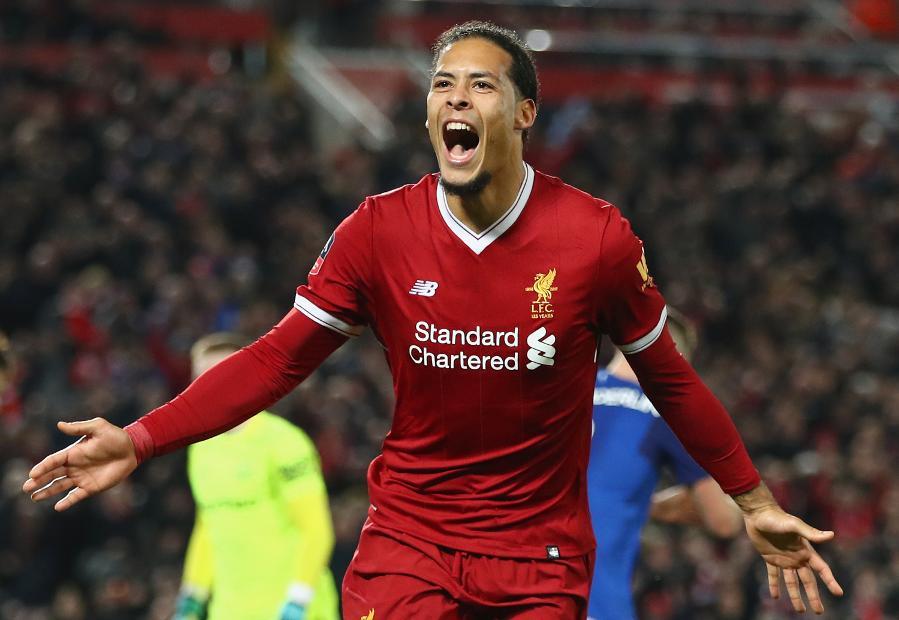 Sang Pemain Van Dijk Di Kabarkan Dirinya Akan Membuat Sejarah Baru DI Liverpool