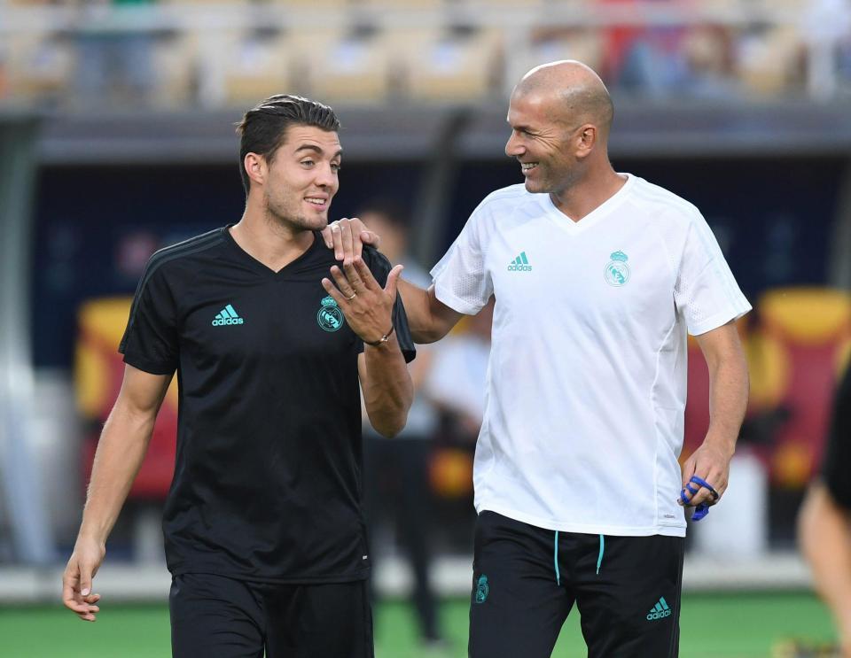 Kovacic Makin Ogah Balik ke Madrid Karena Zidane