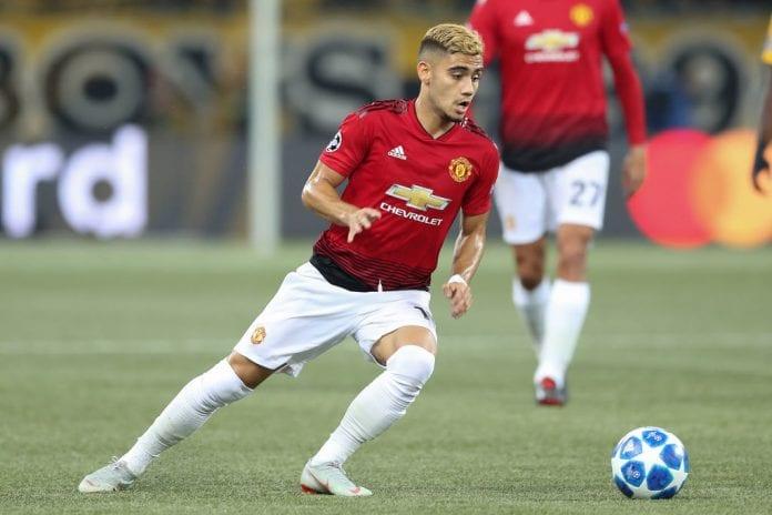Club Setan Merah Dikabarkan Tidak akan Melepas Pemain Andreas Pereira