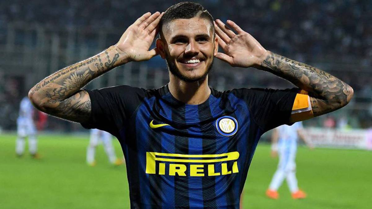 pemain Mauro Icardi