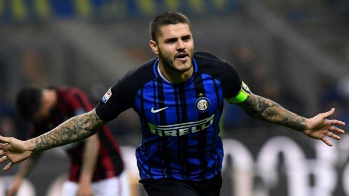 Salah Satu Pemain Mauro Icardi Dikabarkan Akan Tambah Durasi Kerja Bersama Club Inter Milan