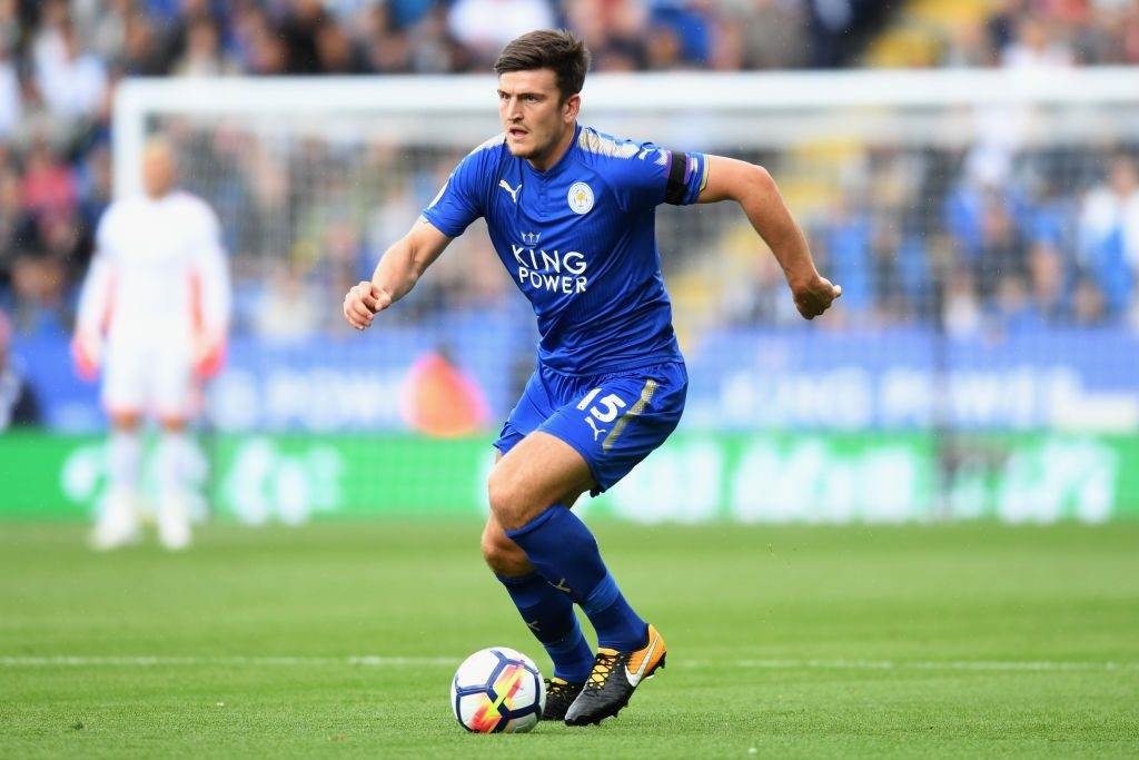 pemain Harry Maguire