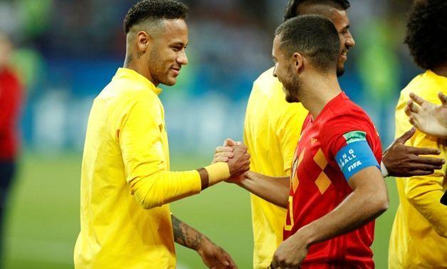 Neymar Ingin Duet Bareng Hazard