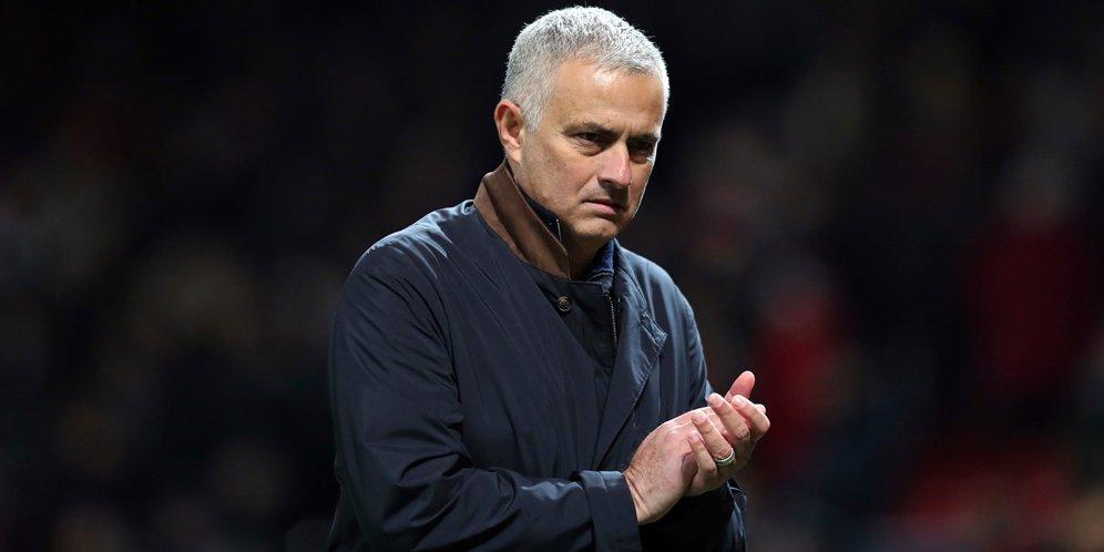 Mourinho Sebut Barisan Pertahanan United Rapuh