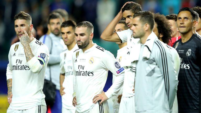 Kondisi Madrid Sekarang Ini