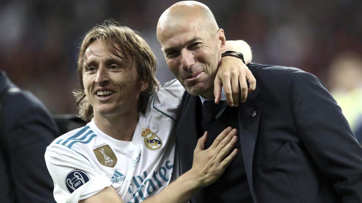 Real Madrid Akan Memberikan Kontrak Baru Kepada Luka Modric