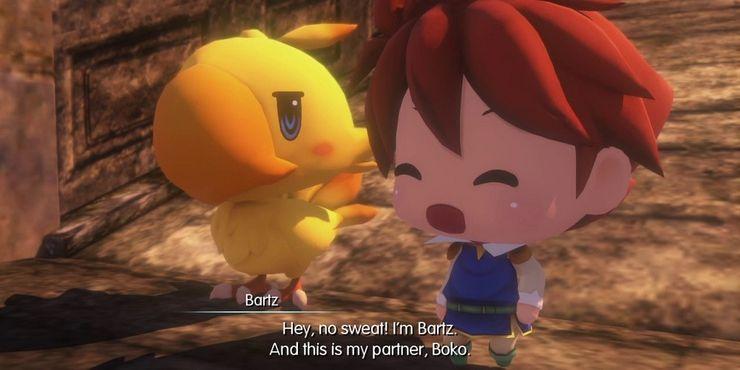 Fakta Unik Mengenai Chocobo Yang Ada Di Final Fantasy