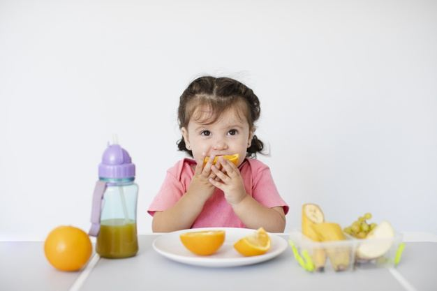 Jeruk, Si Kecil Kaya Manfaat Untuk Anak